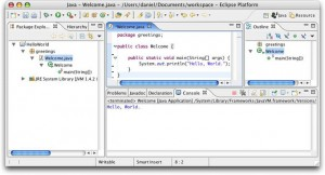 Eclipse Mac - Java IDE